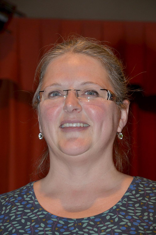 Pfarrerin Kirsten Müller-Oldenburg